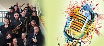 Mardis en musique - Bernard Cloutier Big Band