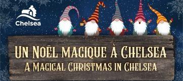 Un Noël magique à Chelsea