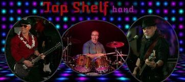 Mardis en musique : Top Shelf Band